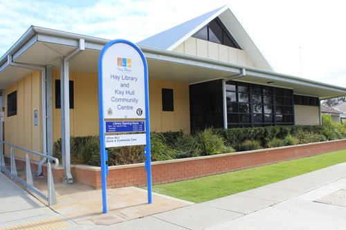Hay Shire Library