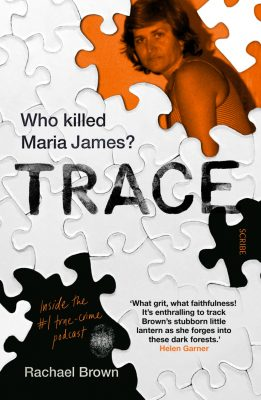 Trace Who killed Maria James