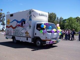 Carrathool and Narrandera Mobile Library